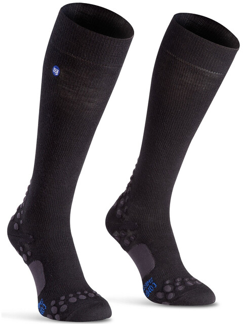 Compressport Care Socks Black